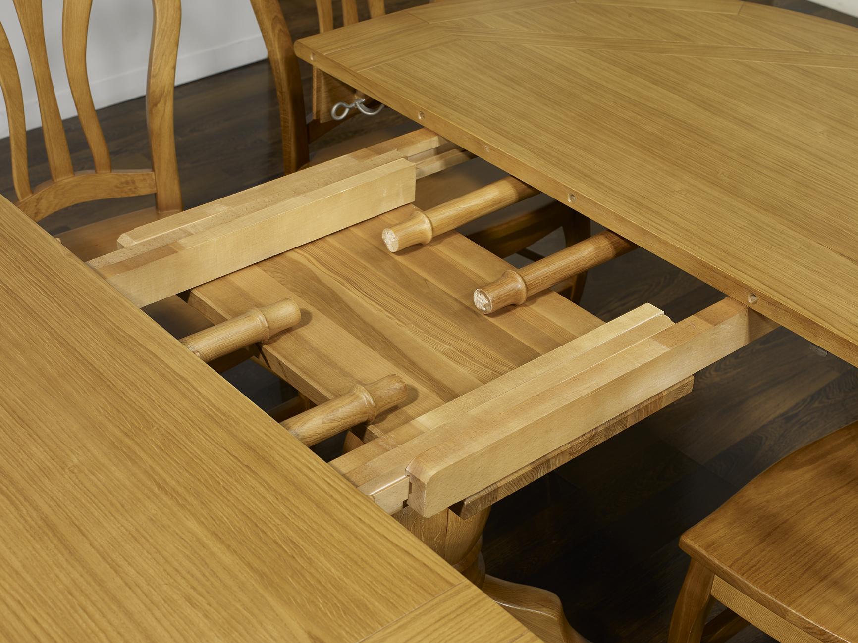 table patte bois. Black Bedroom Furniture Sets. Home Design Ideas
