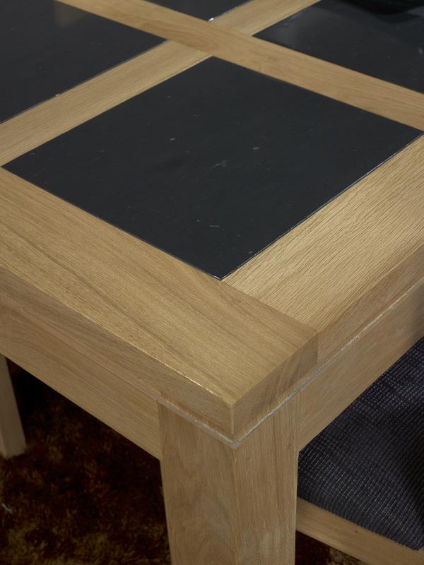 Table De Repas Rectangulaire 200x100 Mathis En Ch Ne Ligne