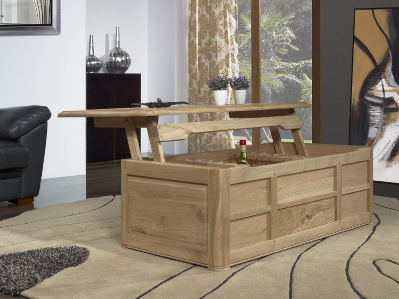 meuble en bois naturel. Black Bedroom Furniture Sets. Home Design Ideas
