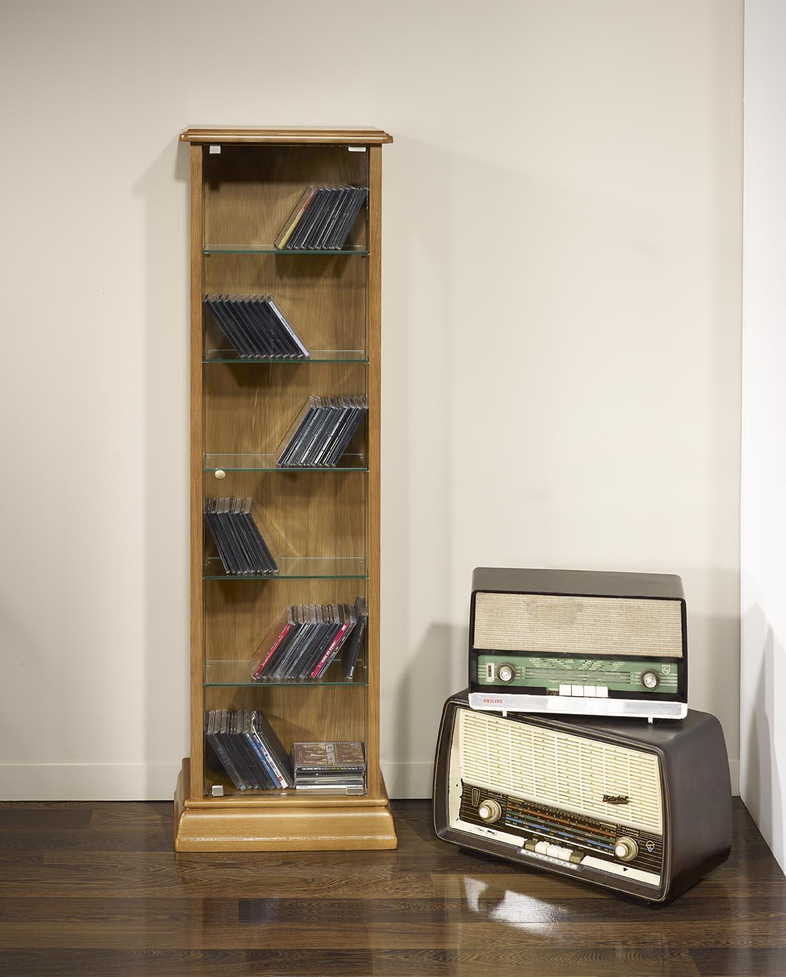 tour cd en ch ne de style louis philippe meuble en ch ne massif. Black Bedroom Furniture Sets. Home Design Ideas