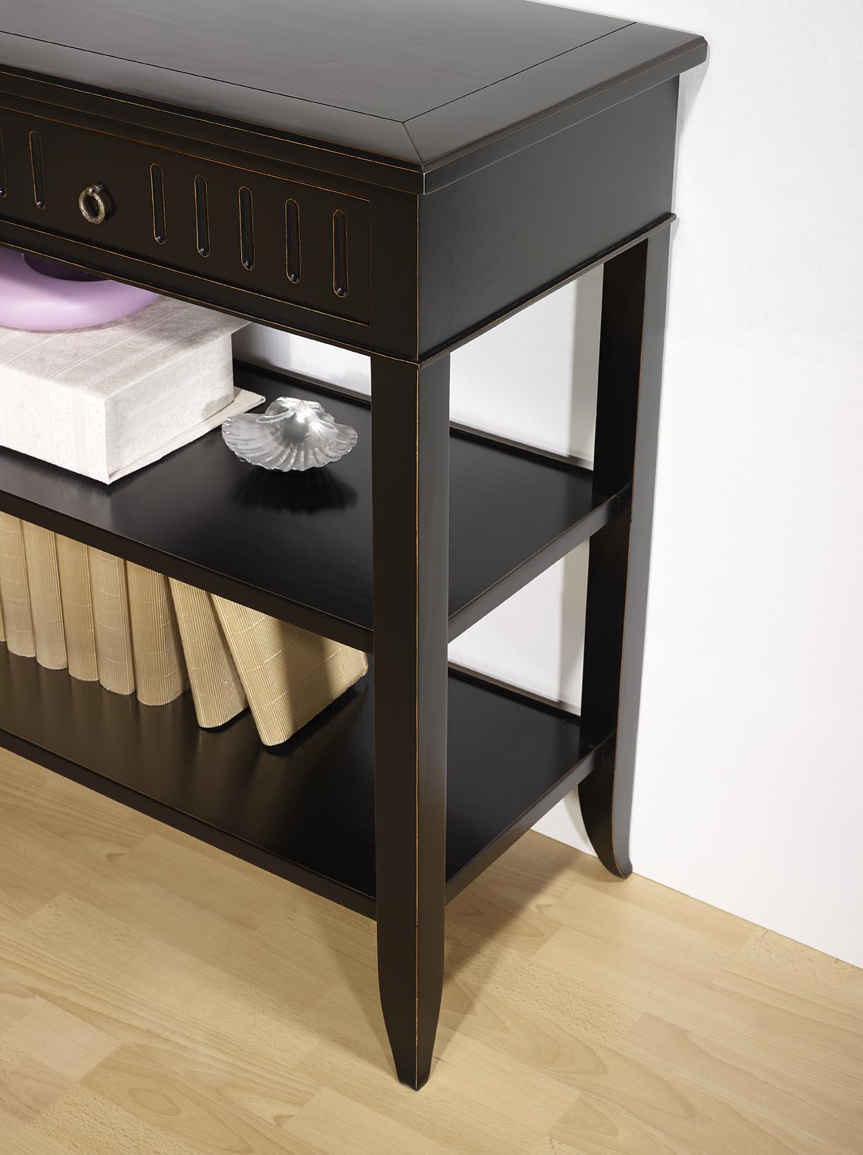 ikea console bois ikea kallax hack for record collection record storage with ikea console bois. Black Bedroom Furniture Sets. Home Design Ideas
