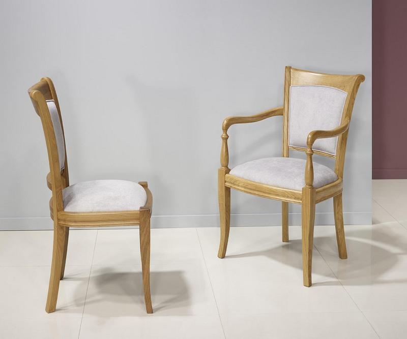 fauteuil en ch ne massif de style louis philippe meuble. Black Bedroom Furniture Sets. Home Design Ideas