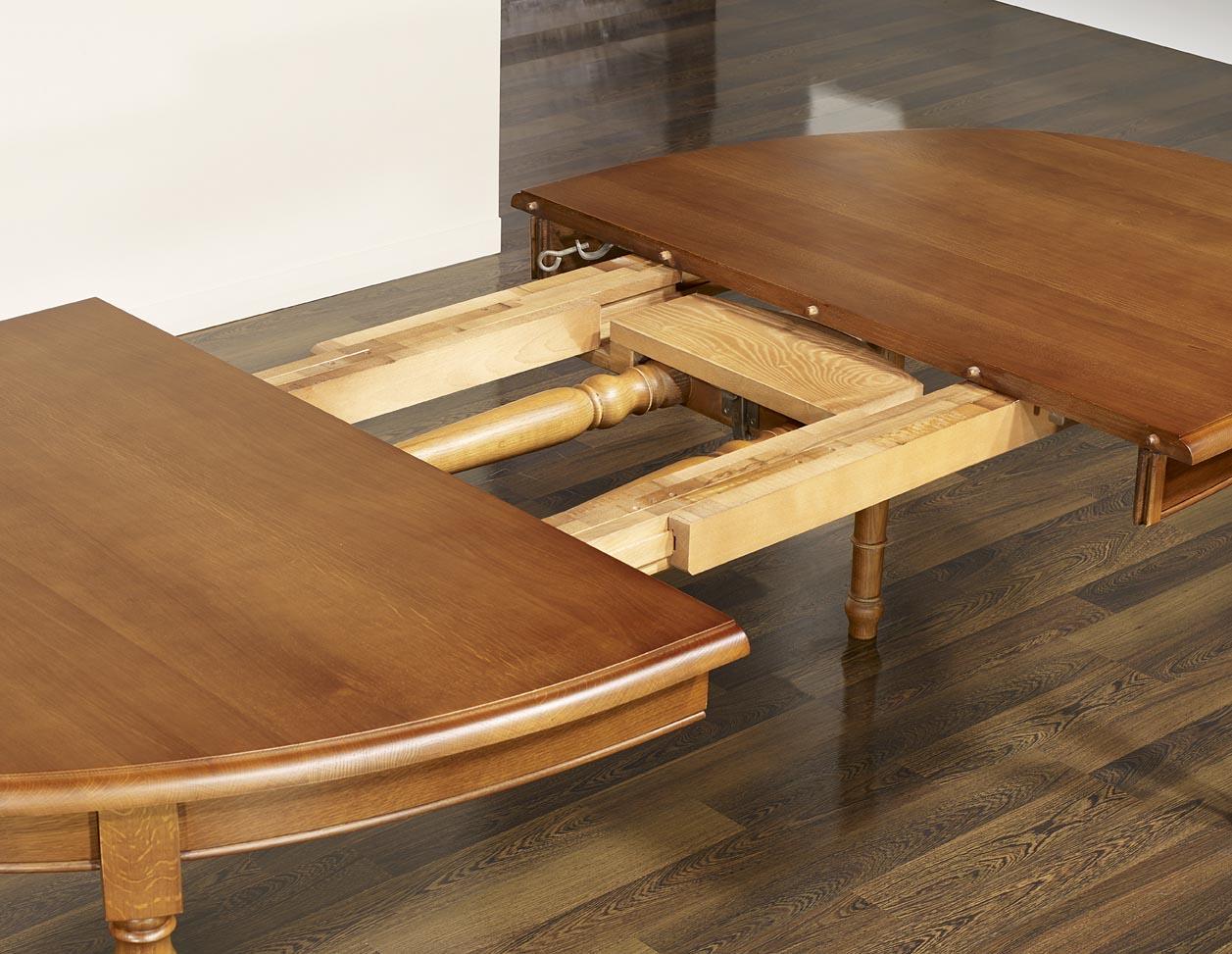 Table Ovale 170x110 En Ch Ne Massif De Style Louis