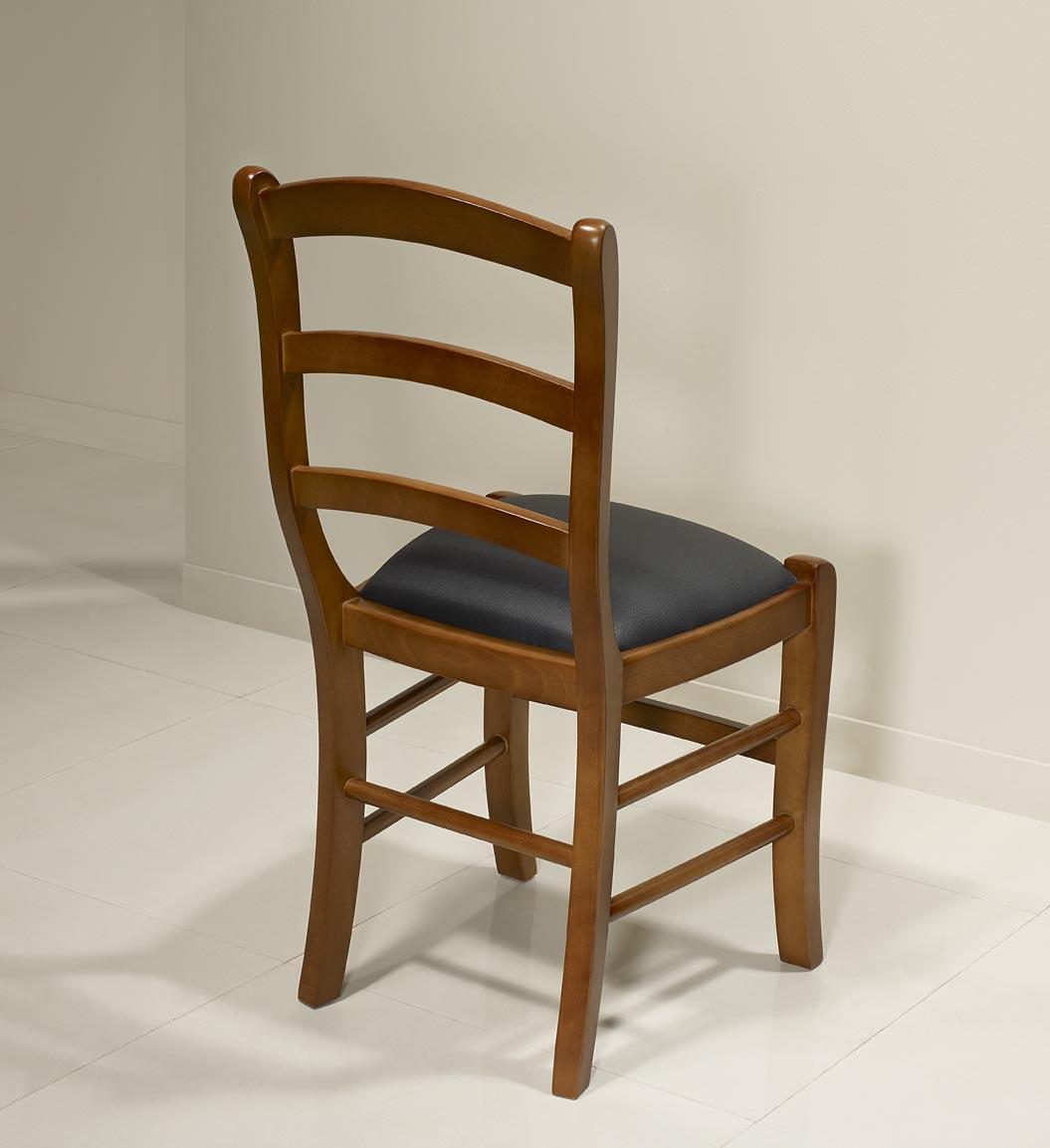 chaise madeleine en h tre massif de style louis philippe meuble en merisier massif. Black Bedroom Furniture Sets. Home Design Ideas