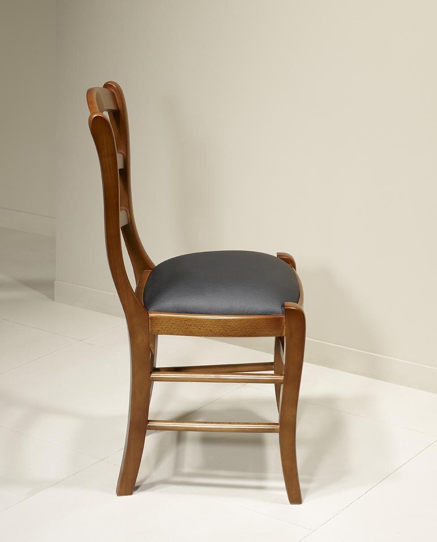 Chaises style louis philippe for Chaise en hetre