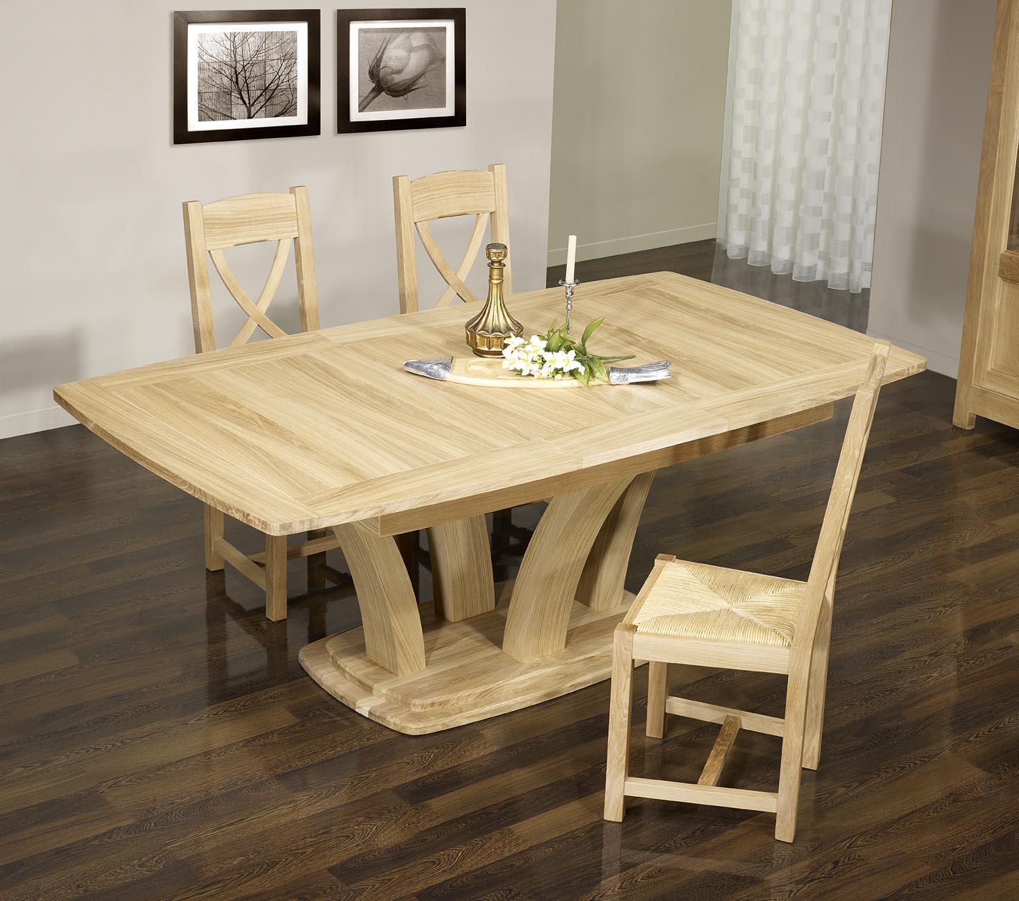 finition table bois massif. Black Bedroom Furniture Sets. Home Design Ideas