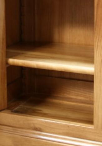 etagere supplementaire pour meuble en chene meuble en ch ne massif. Black Bedroom Furniture Sets. Home Design Ideas