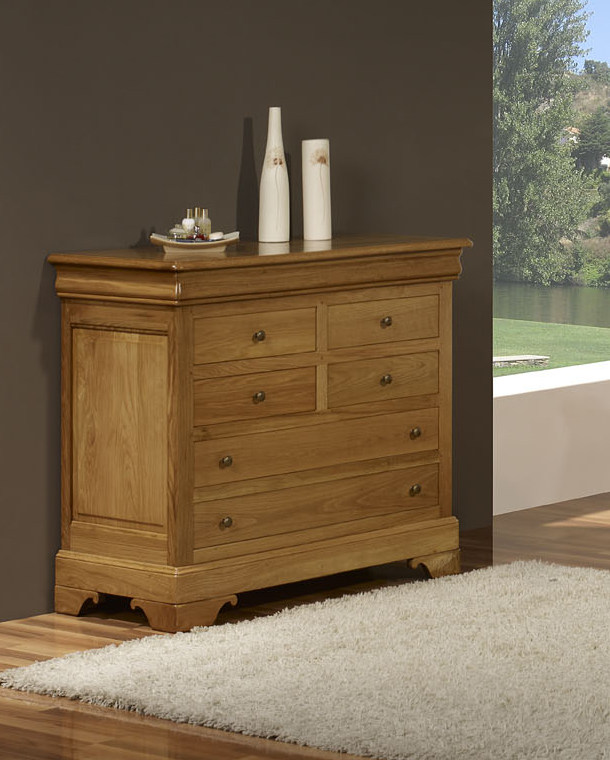 commode en bois massif affordable commode tiroirs with commode en bois massif beautiful petite. Black Bedroom Furniture Sets. Home Design Ideas