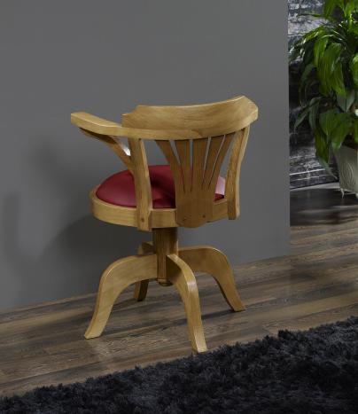 fauteuil de bureau en bois pivotant table de lit. Black Bedroom Furniture Sets. Home Design Ideas