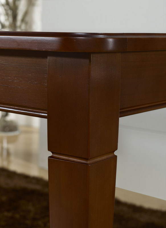 Console Ou Table Extensible Céline En Merisier De Style