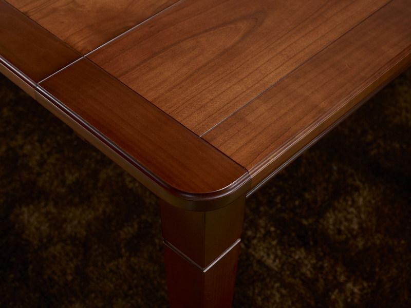 106 table console extensible en bois massif table - Table console extensible bois massif ...
