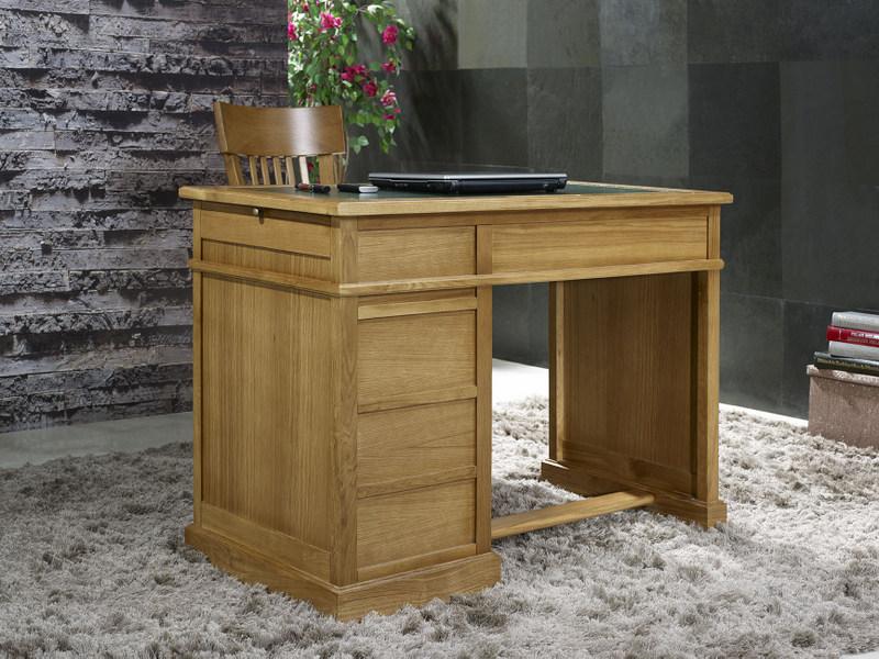 Petit bureau luc en chêne de style louis philippe surface d